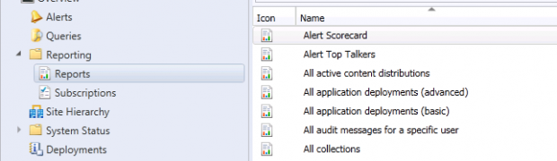 Configuration Manager 2012 Beta 2 First Look
