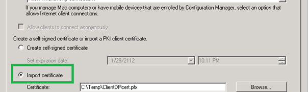 HTTPS Communication SCCM 2012 SP1 (Part 3)